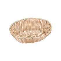Basket Bread Polyprop Round 230mm