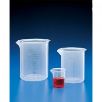 Beaker Kartell Graduated Polyproperlene 50ml Low Form (20)