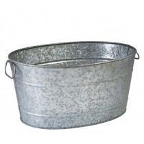 Beverage Tub Galvanised