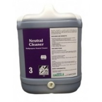 Neutral Cleaner #3 20ltr