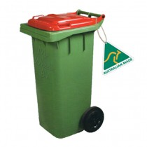 Bin Mobile 80ltr Nature Green (1)