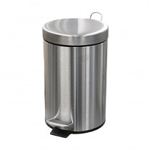 Bin Pedal S/S Round 5ltr (4)