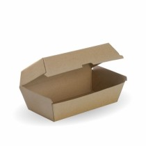 Biopak BB-SNACK BOX REGULAR Takeaway Snack Box Regular