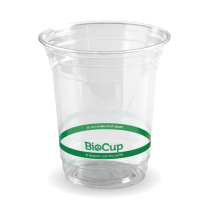Biopak R-420 Cold BioCups 420ml (W&M) Clear (1000)