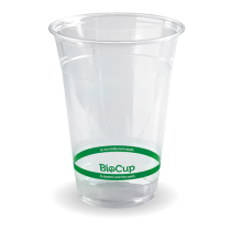 Biopak R-500Y Cold BioCups 500ml (W&M) Clear (1000)