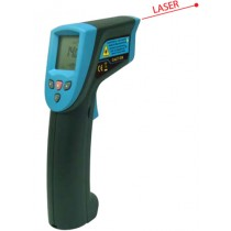 Image of Blue Gizmo Thermometer Infrared W/Probe Model (-60 To 420C)