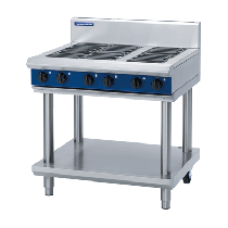 Image of Blue Seal E516D-LS Cooktop 900mm With Leg Stand Electric