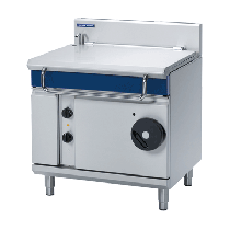 Image of Blue Seal E580-8 Bratt Pan With Electric Tilting