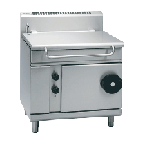 Image of Waldorf 800 Series BP8080EE Bratt Pan 900mm Manual Tilting