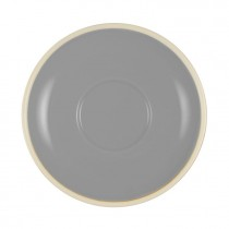 BREW ESPRESSO SAUCER FRENCH GREY/WHITE SUITS 25290