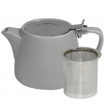 Brew Stackable Teapot 500ml Silver Ice 500ml