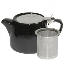 BREW TEAPOT STACKABLE ONYX 500ML