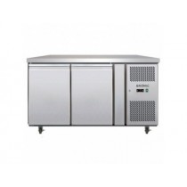 Bromic UBC1360SD Undercounter Fridge Two Door S/S Solid