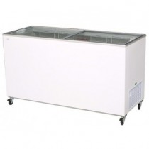 Bromic CF0500FTFG Chest Freezer Flat Glass 491ltr