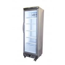Bromic GM0374 LED Upright Display Fridge Single Door