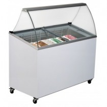 Bromic GD0007S Gelato Chest Freezer Display