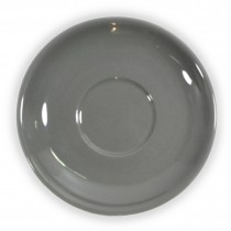 Brew Saucer 140mm Silver Ice Gloss