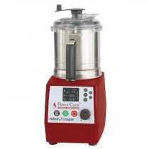 Image of Robot Coupe ROBOTCOOK Cooking Cutter Blender Red *NEW MODEL*