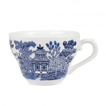 Churchill Vintage Tea/Coffee Cup 198ml Willow Blue