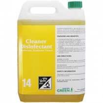 Cleaner Disinfectant #14 5ltr