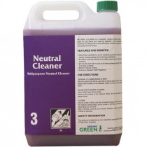 Image of Neutral Cleaner #3 5ltr