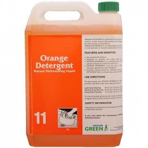 Orange Dishwashing Detergent #11 5ltr
