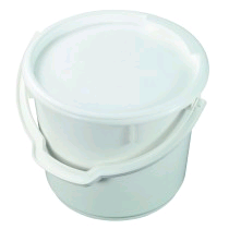 Image of Nally Bucket Plastic 13.6ltr - 3Gal