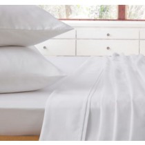 Comfort Collection Pillowcase White