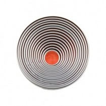 Cutter Set Tin Plain 14Pce 25-115mm