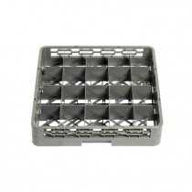Dish Rack 20 Compartment Unica 500 x 500 x 100mm (6)