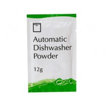 Automatic Dishwashing Powder W/Rinse Aid Low Foam 12gm (500)