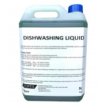 Dishwashing Liquid Fortis 5L