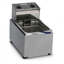 Roband F18 Fryer Countertop Single Pan
