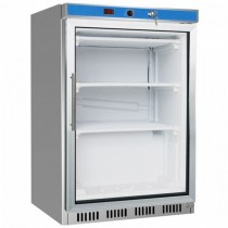 FED Thermatech HR200G Display Bar Fridge S/S With 1 Glass Door
