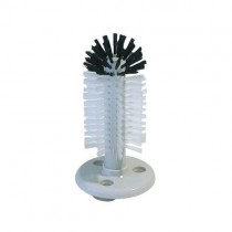 Glass Brush Single With Suction Cups 10mm Diam x 195mm H (10)