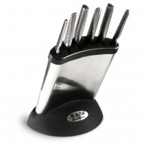 Global Synergy 7pce Knife Block Set
