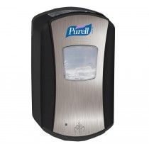 Gojo Dispenser 700ml LTX Touch Free Black Chrome For Purell