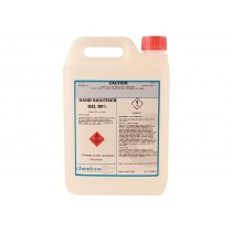 Hand Sanitiser Gel 80% Alcohol 5ltr