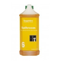 Sapphire #6 Bathroom Cleaner 2.5ltr (3)