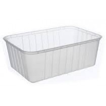 Image of Chanrol Freezer Grade Rectangle Container 1000ml