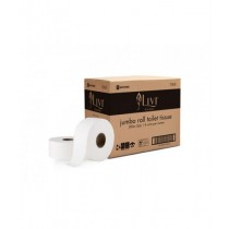 Livi Essentials 2ply Jumbo Toilet Roll 300mtr (1100E) 8/Ctn