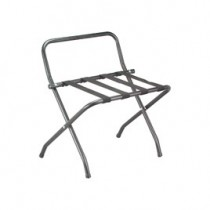 Luggage Rack 62 x 46 x 43cmH Black (4)
