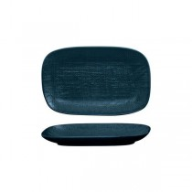 Luzerne Rectangular Share Platter Linen Navy Blue 215mm (12)