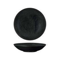Luzerne Share Bowl Linen Black 230mm