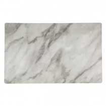 Melamine Tray Rectangle 360 x 255mm Marble Effect