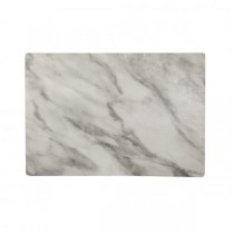 Melamine Tray Rectangular 410 x 255mm Marble Effect (20)
