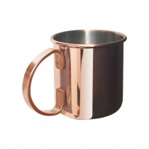 Uber Mule Mug 500ml Copper