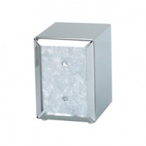 "Napkin Dispenser S/S ""D Fold"" 130 x 95 x 115mm"