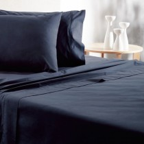 Comfort Collection Pillowcase Navy