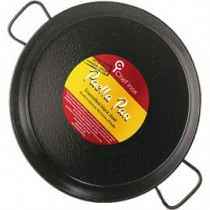 Paella Pan Enamelled 400mm